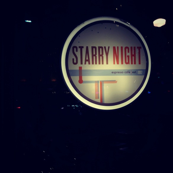 starry night cafe fort collins