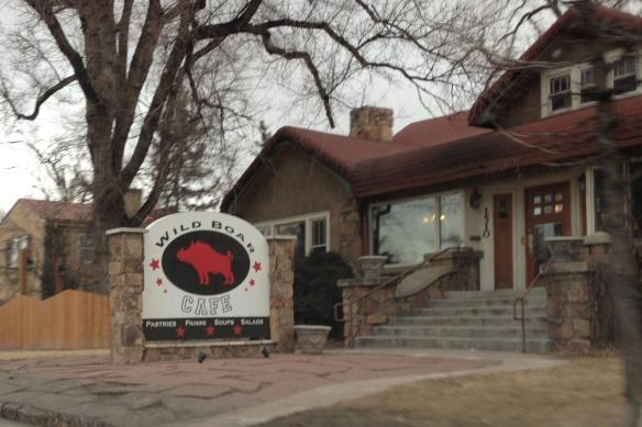 Wild Boar Cafe